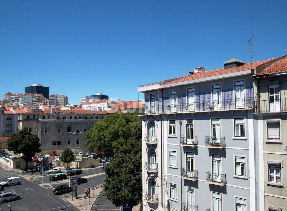Apartamento totalmente renovado em Arroios T2