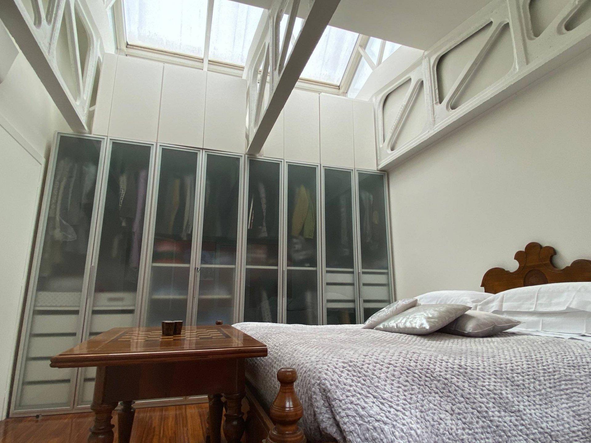 Residenza di charme, loft su due livelli per totali 170 mq .