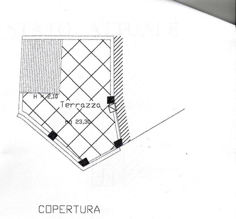 Palazzina, terra- cielo detta la torretta, ristrutturata ed arredata.