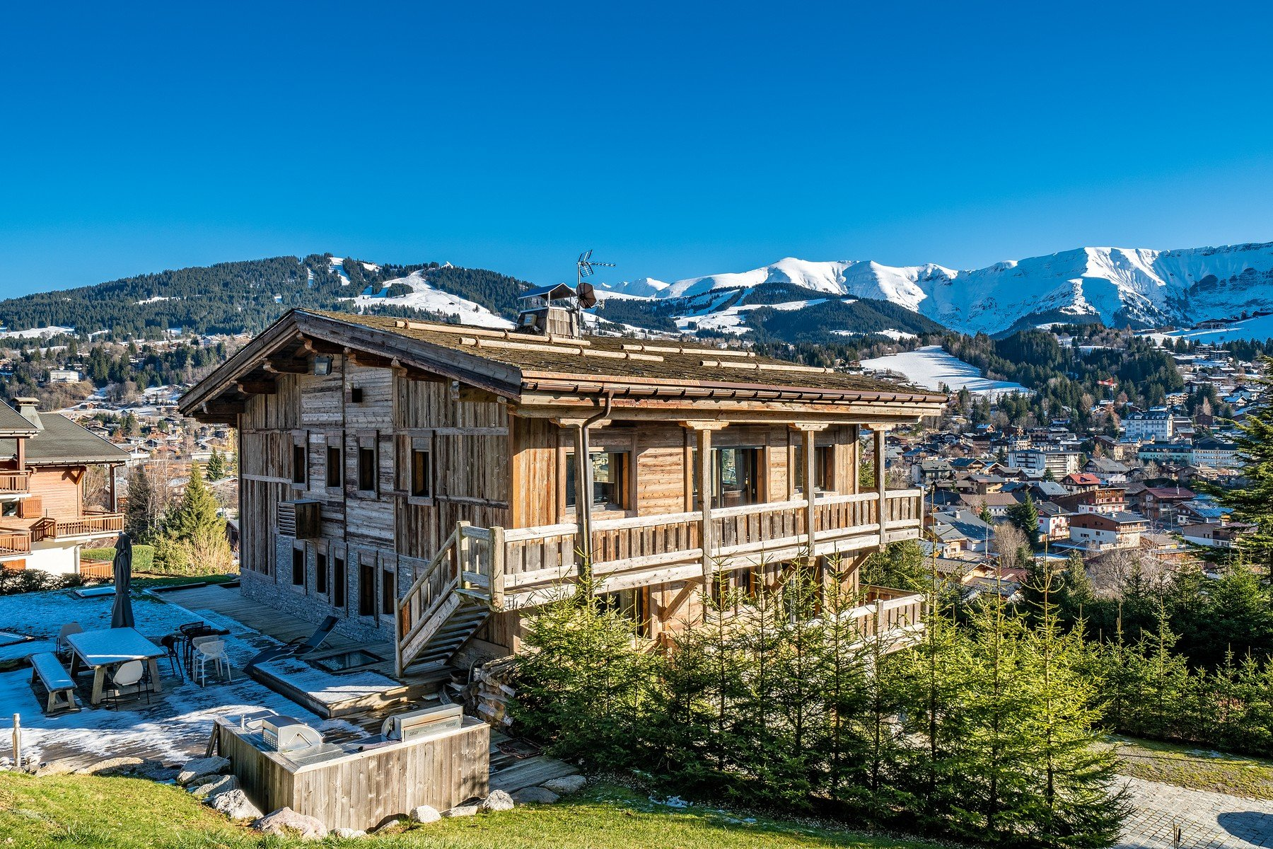 Chalet Infinity Chalet in Megeve