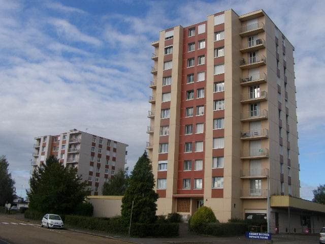 F4 APPARTEMENT RESIDENTIEL
