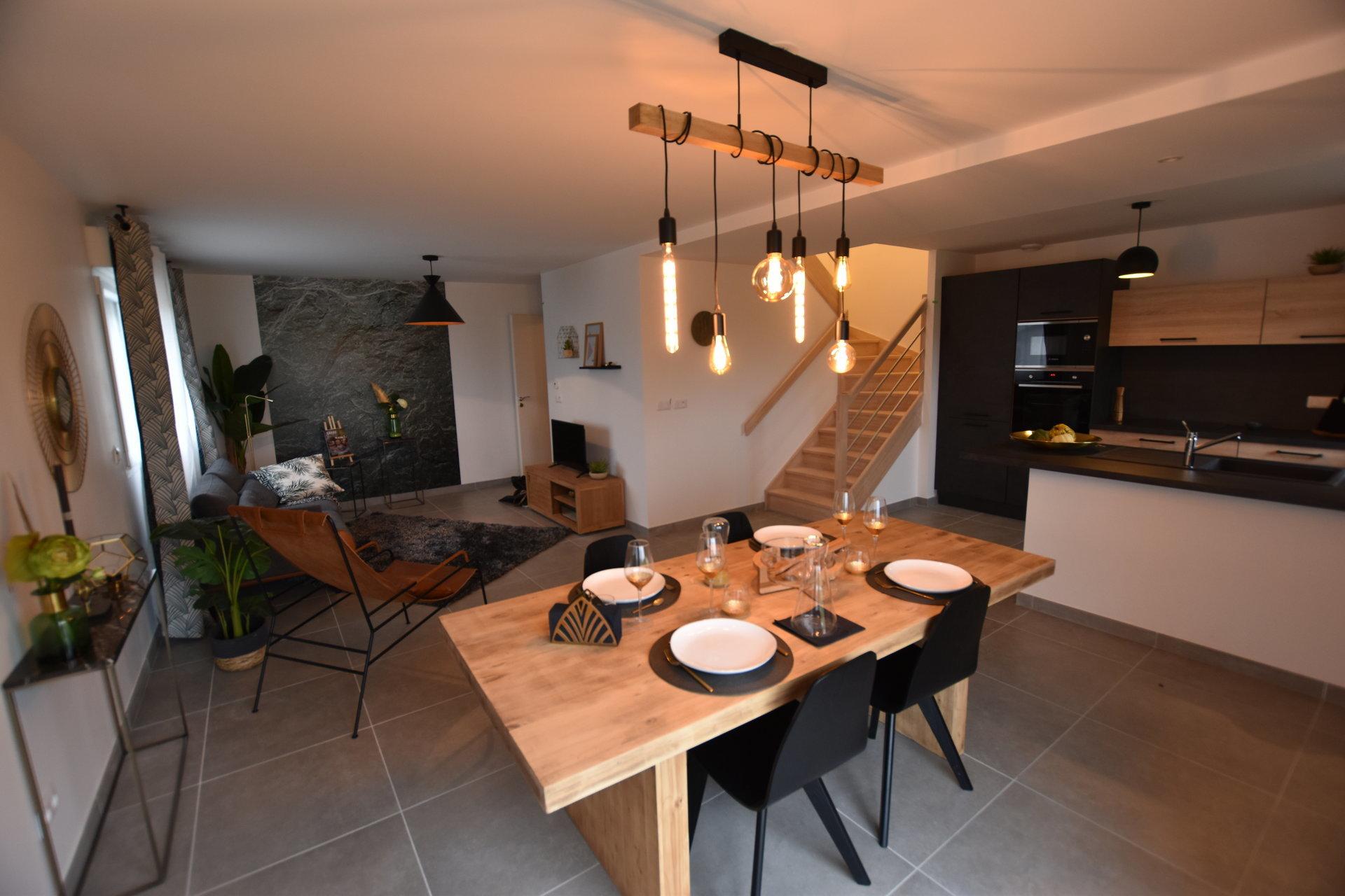 Development Apartment villa - Vétraz-Monthoux