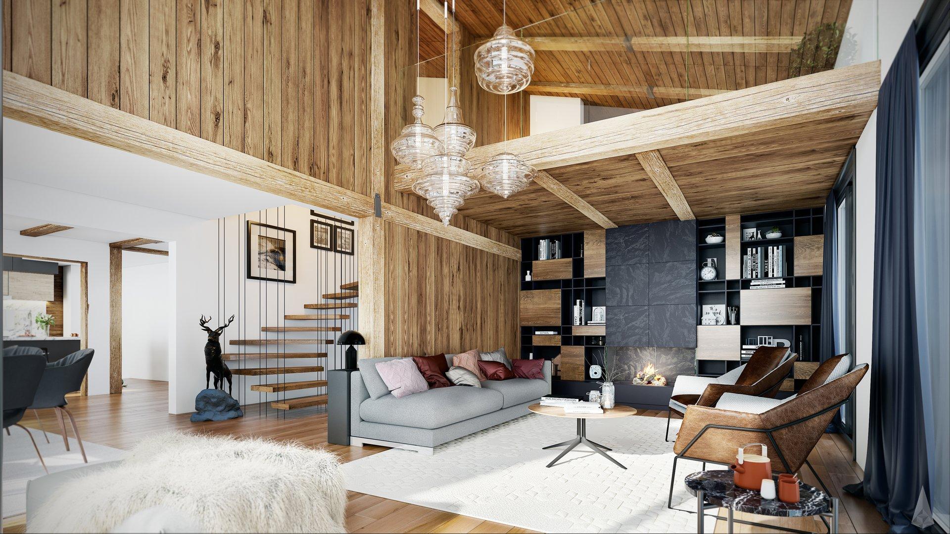 Appartamento 6 pezzi in Chamonix Mont-Blanc