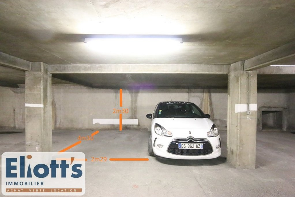 PARKING - LIMITE BUTTES AUX CAILLES