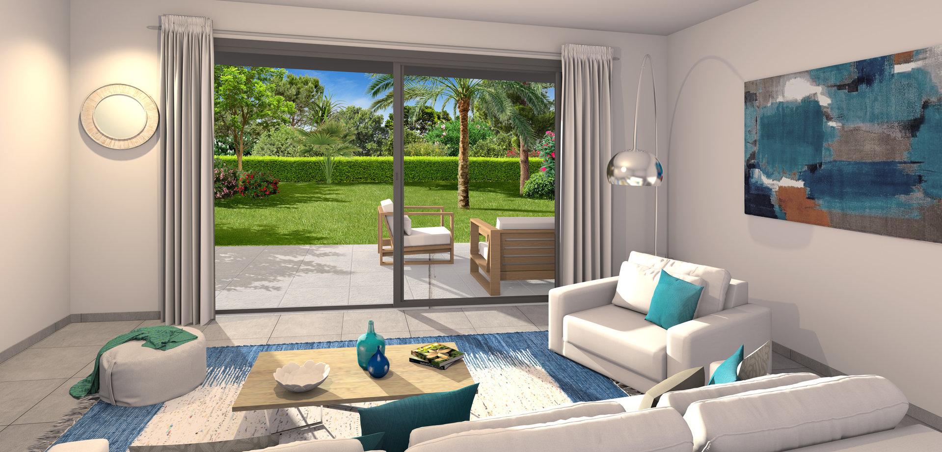 New apartment in SAINT-RAPHAEL