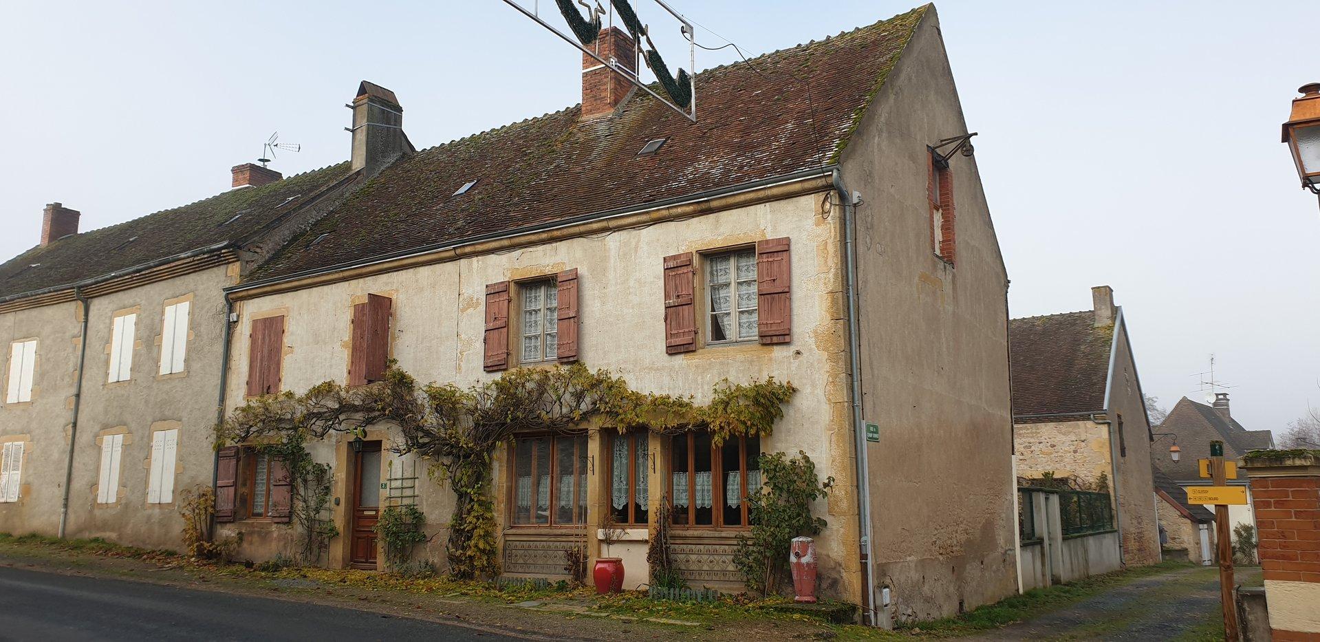 Vente Maison - Rigny-sur-Arroux