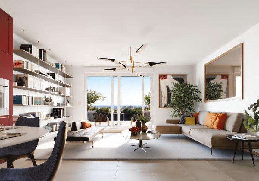 Bel appartement T3 - Les Terrasses