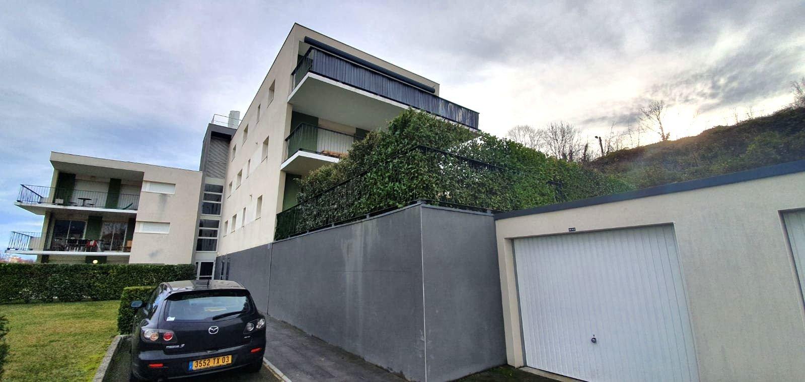 Appartement de 62m2 avec jardin