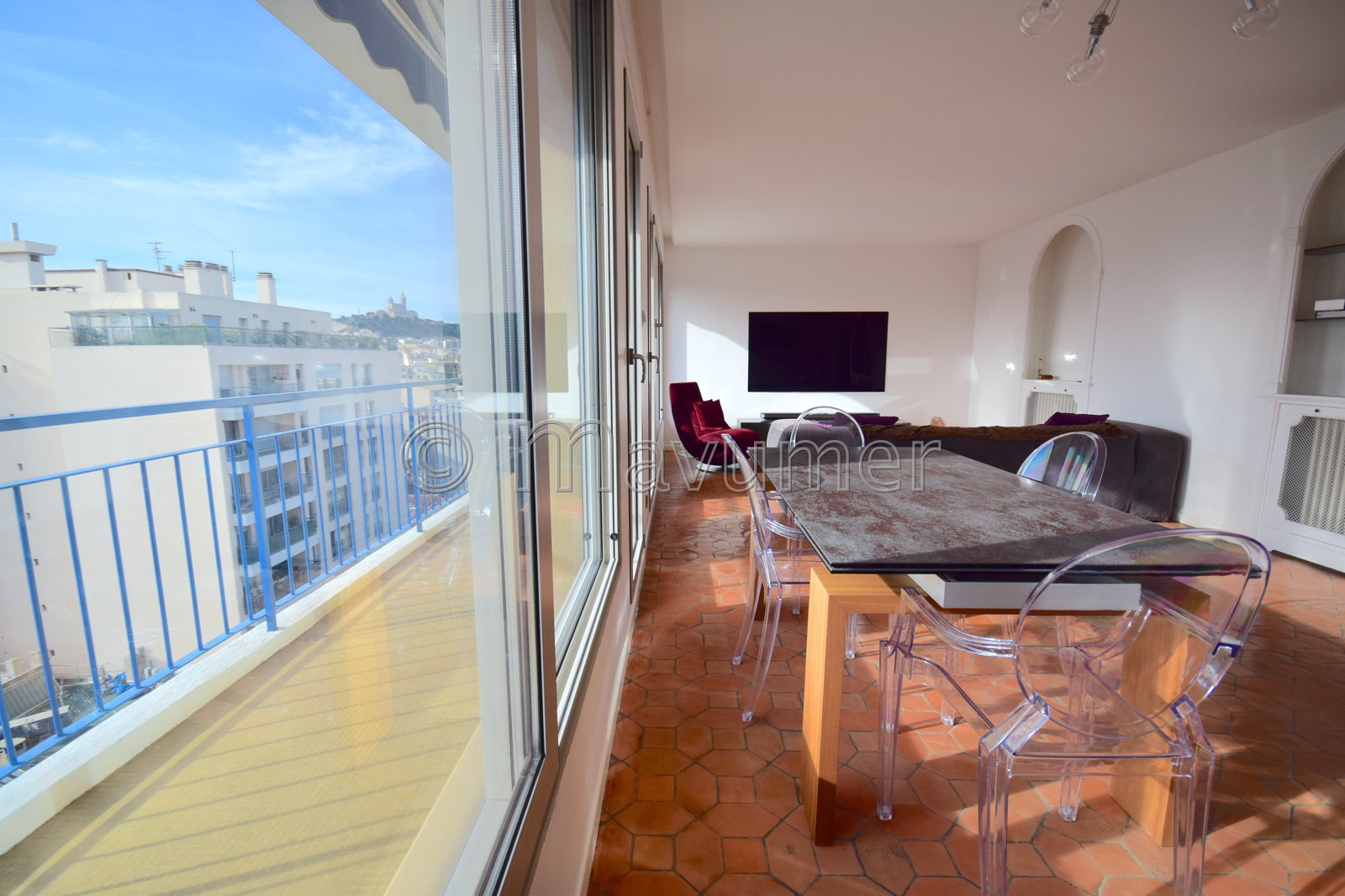 Sale Apartment - Marseille 6ème Castellane
