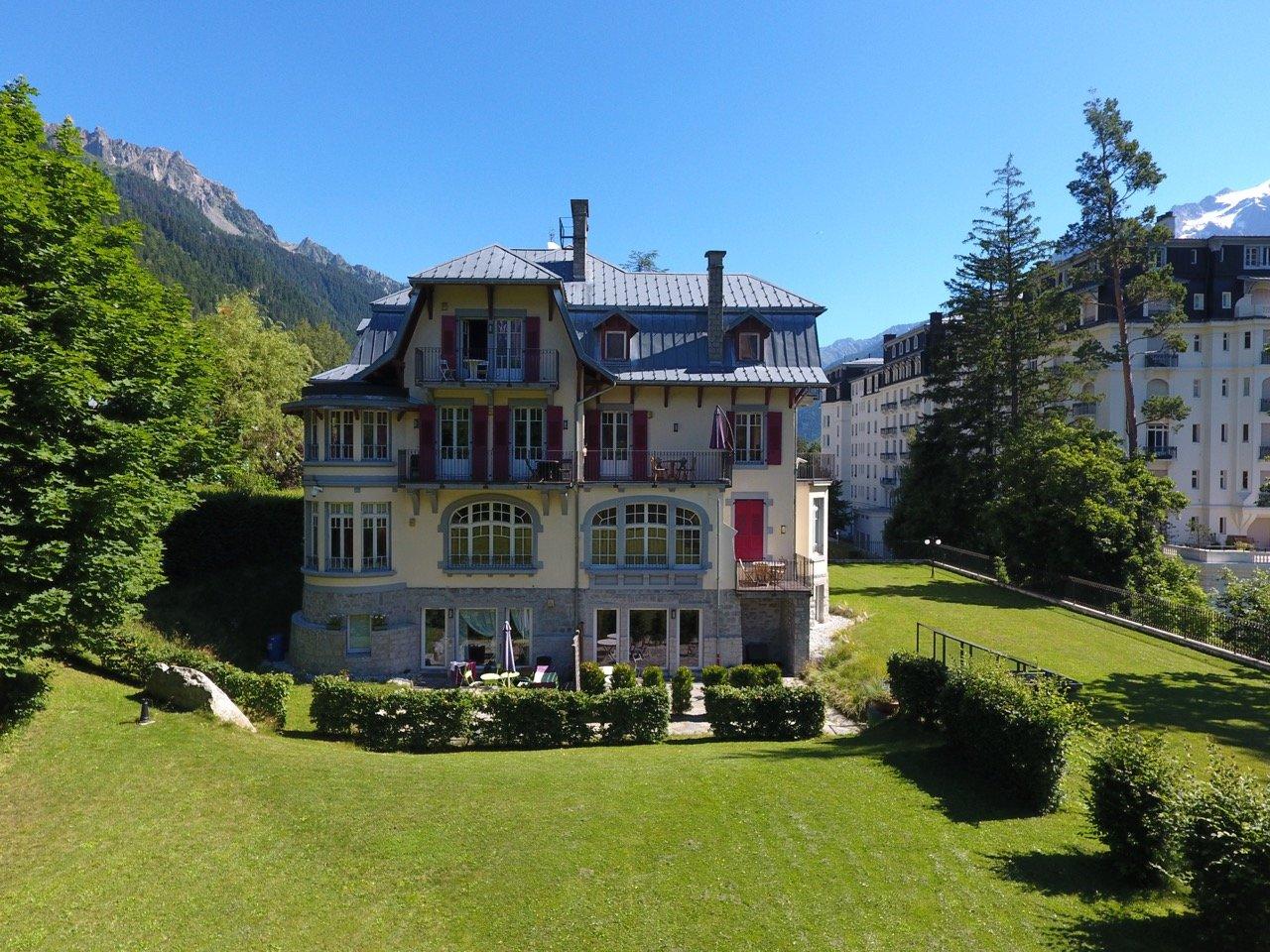 LA GRANDE SAVOYARDE Chalet in Chamonix