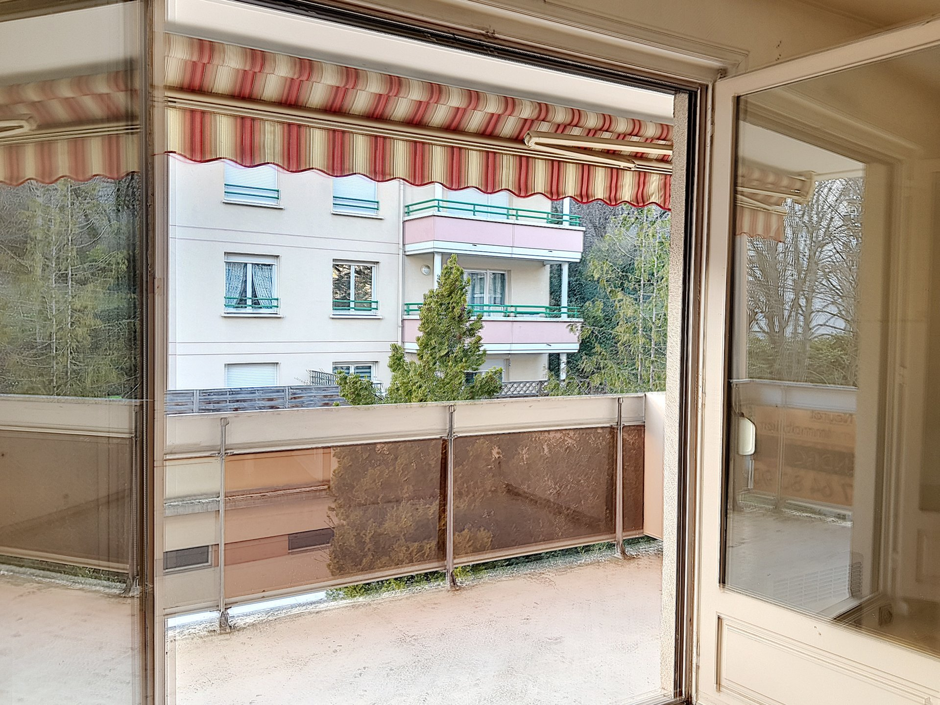 BEL AIR appartement 66M²+PARKING+TERRASSE