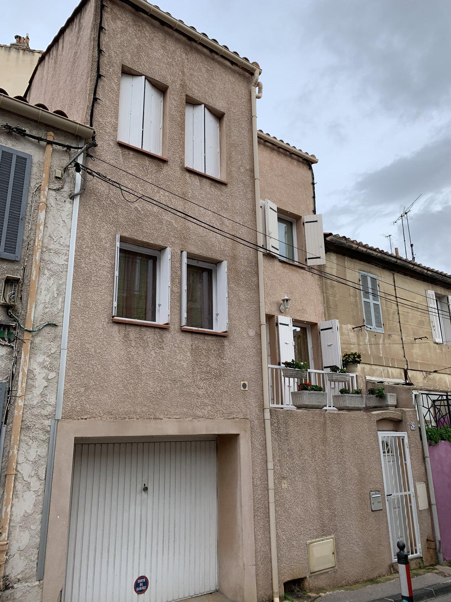 Maison de Ville Vauban Vallon Montebello