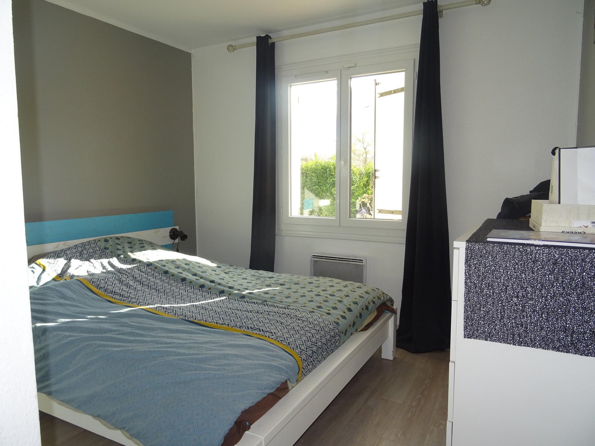 Maison 3 chambres plain pied sur 646 m² terrain