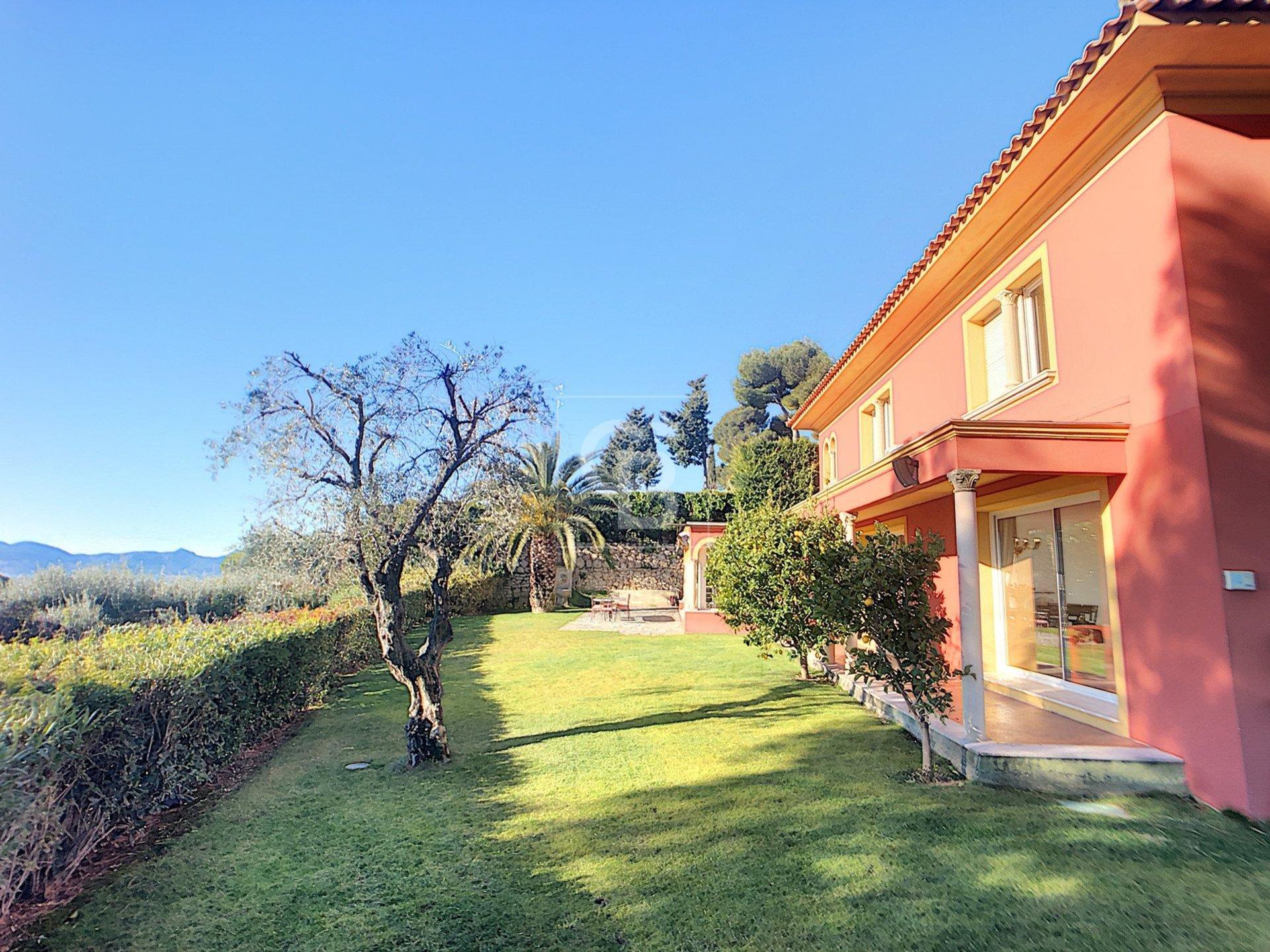 Location Villa - Mougins