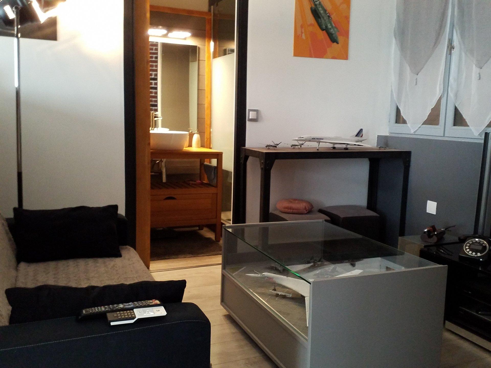 Appartement F3 avec garage à Montataire