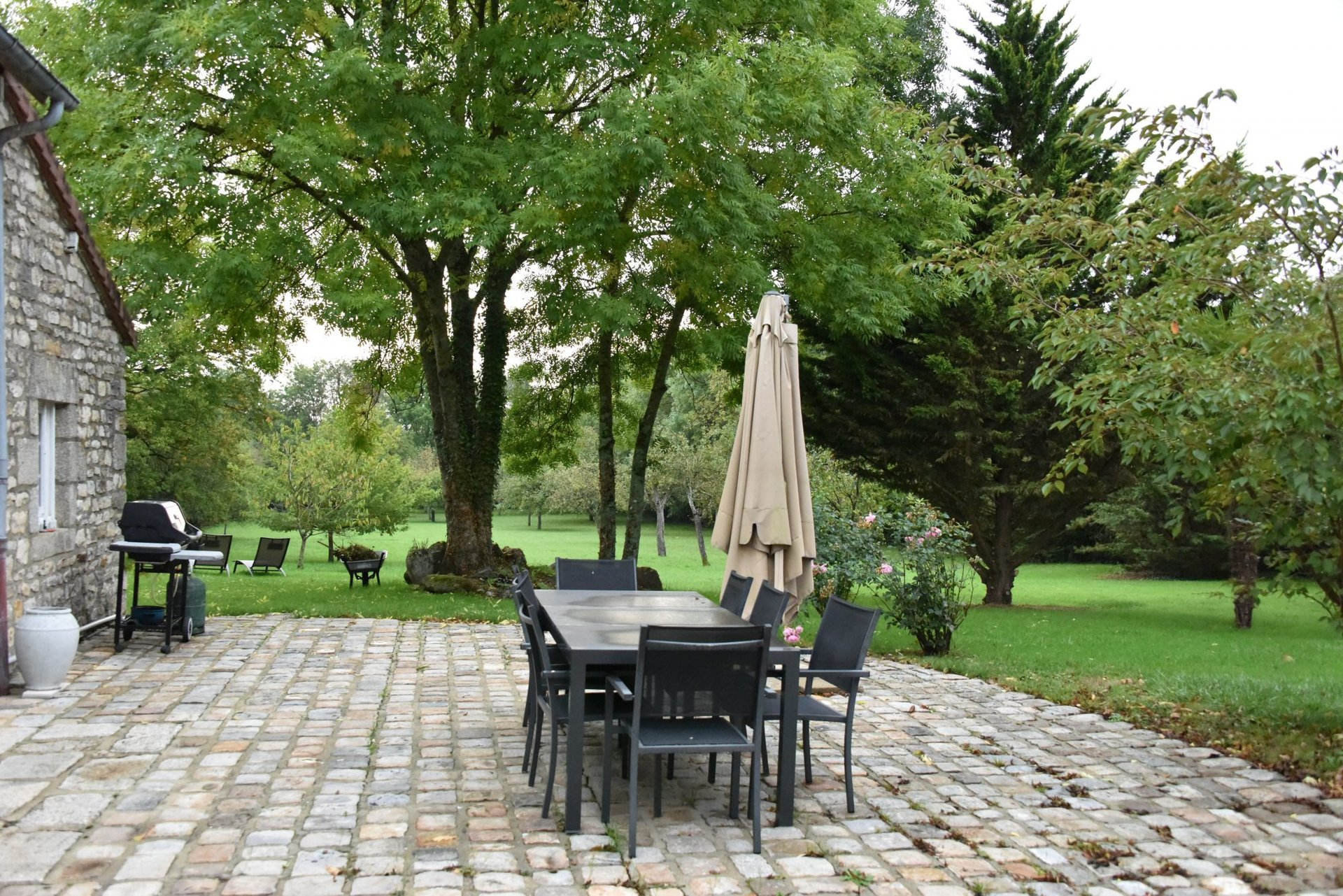 Magnifique propriété, longère restaurée avec goût et matériaux de qualité