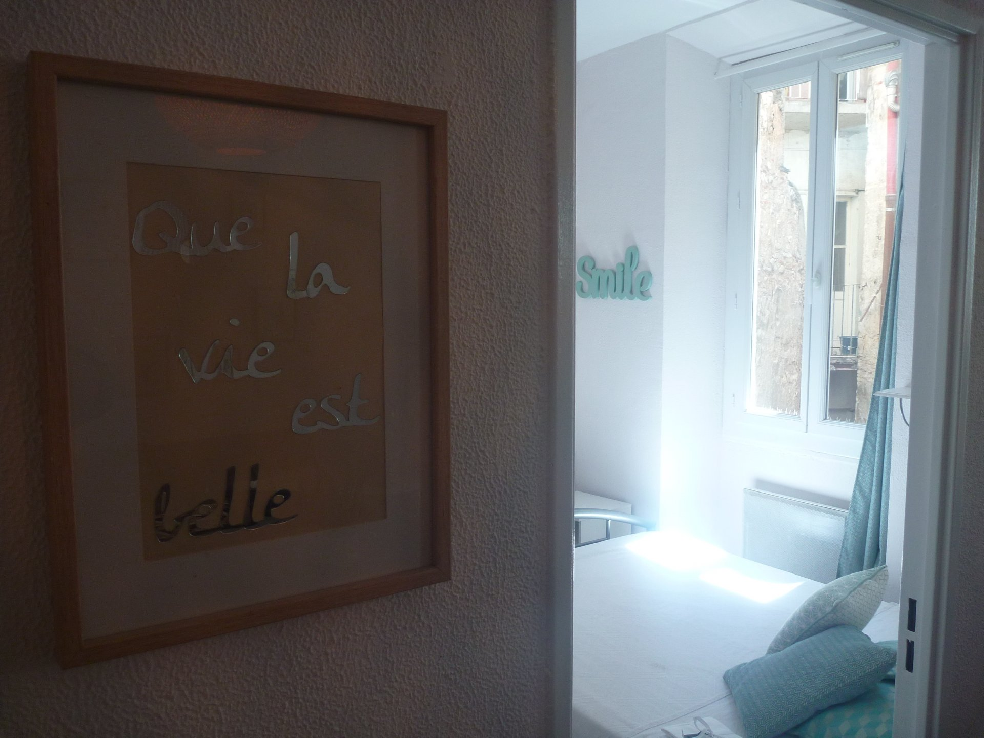 Rental Apartment - Nice Coulée verte