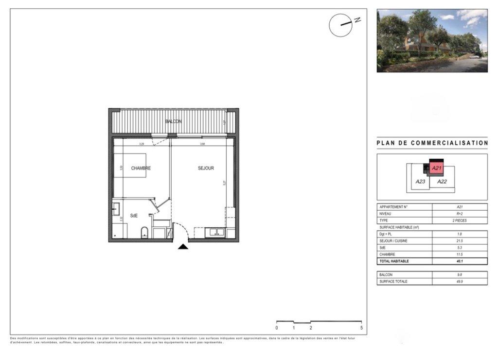 Villeneuve Loubet Plage French Riviera Tow Rooms Apartment