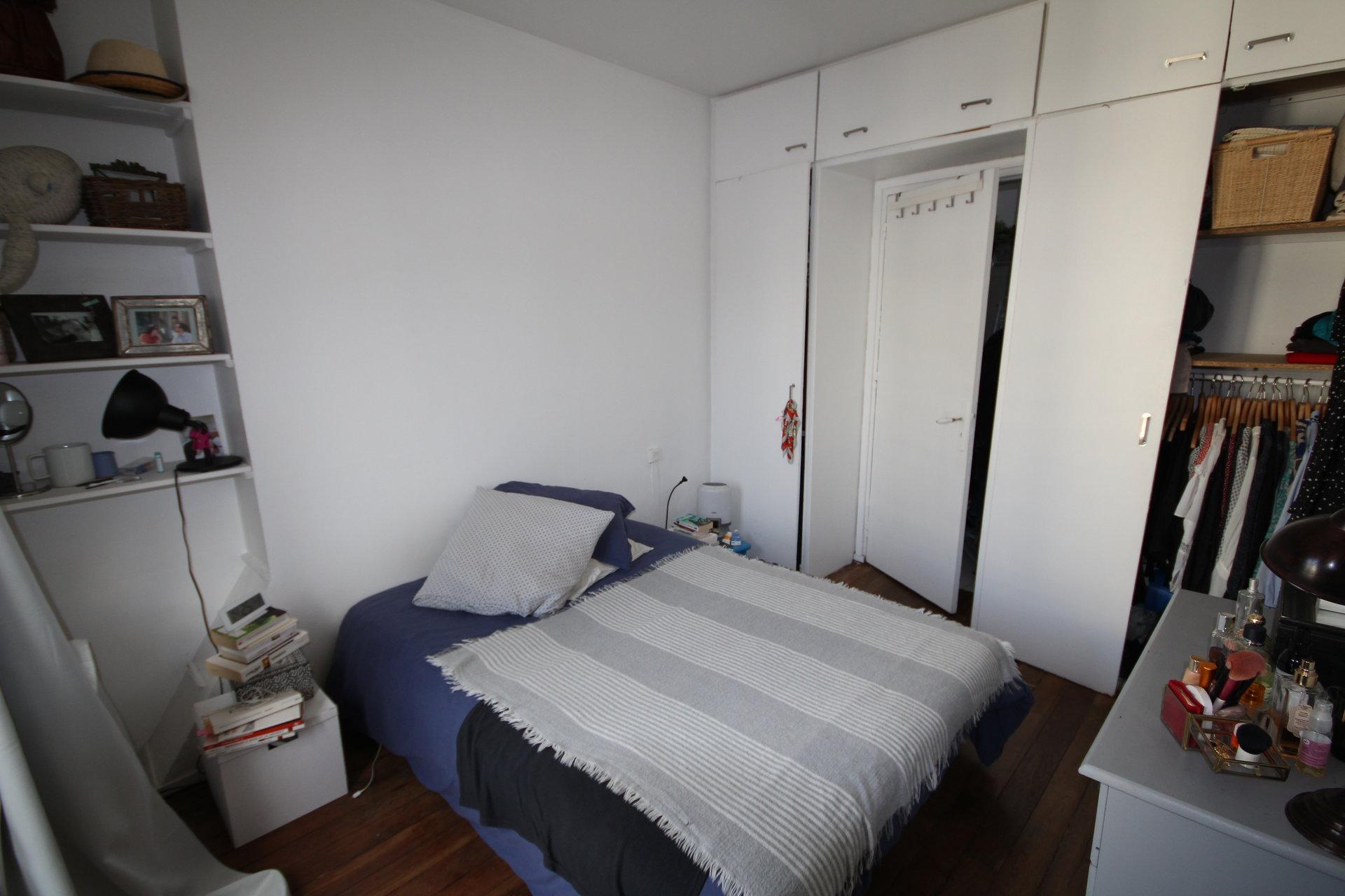 3 Pièces 41,87 m2. Dernier étage