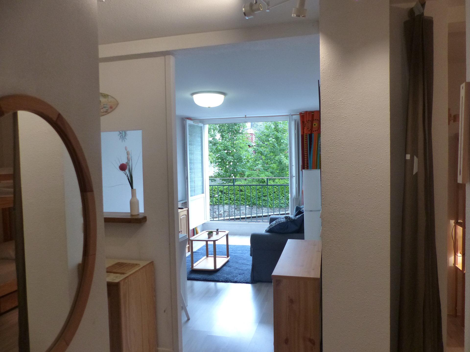 Appartement T3, 6 personnes