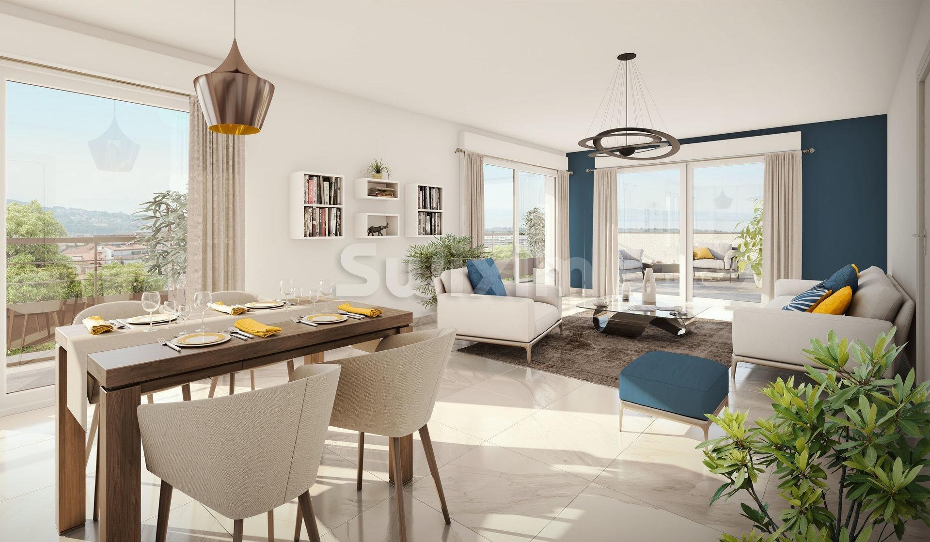 Vente Appartement - Thonon-les-Bains