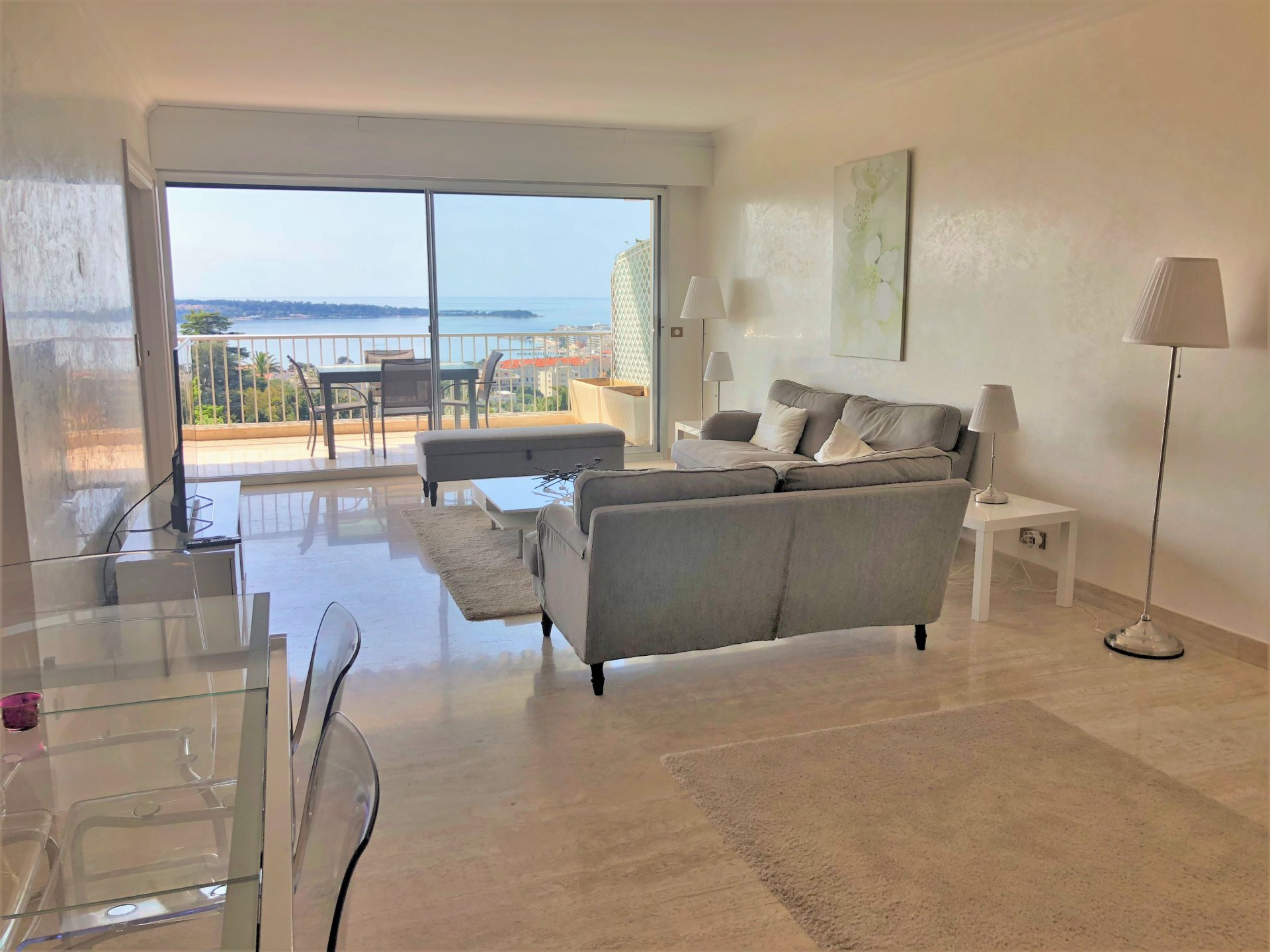 CALIFORNIA 4P 120 M² + 20M² Ter.PANORAMIC SEA VIEW