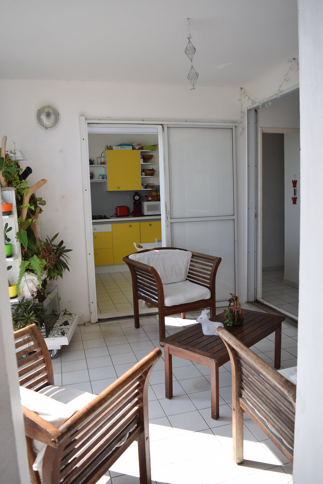 Vends Appartement T4 + Garage, Fort-de-France