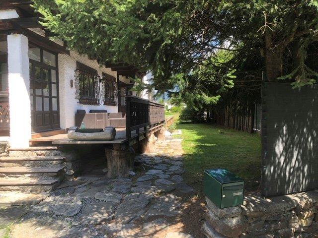 Chalet et terrain constructible