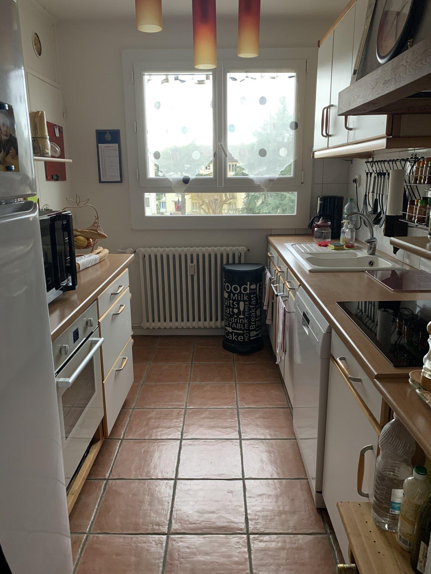 Appartement 4 pièces 82m²