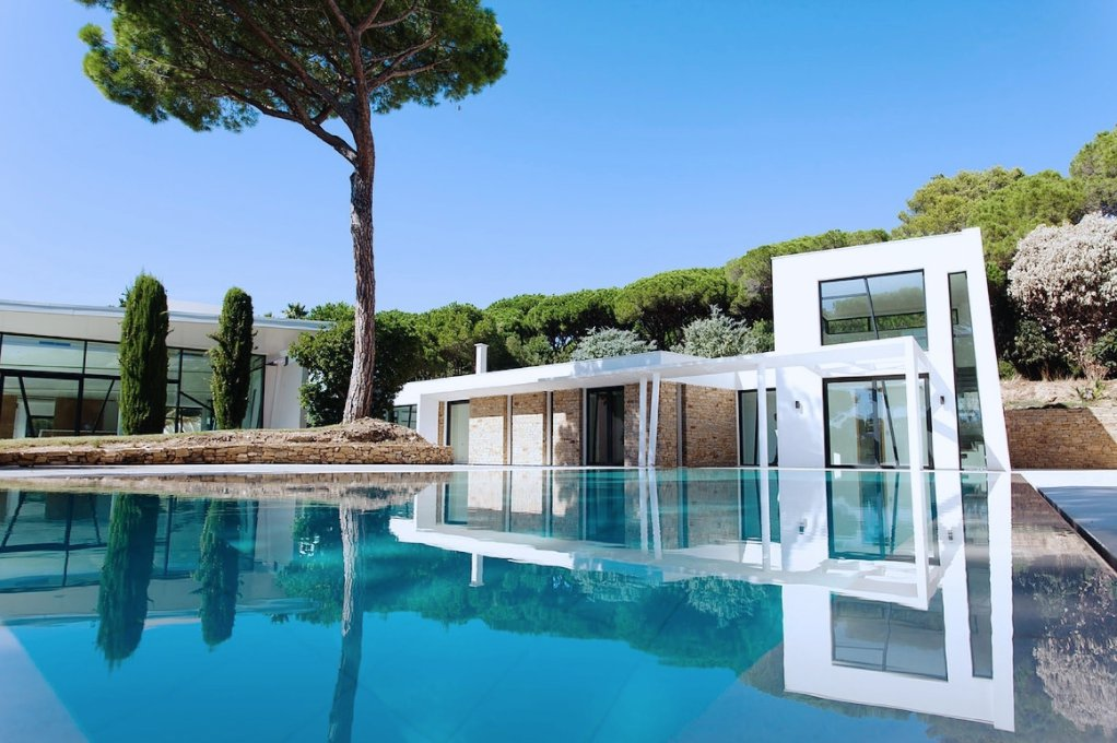 Villa Contemporaine - St Tropez