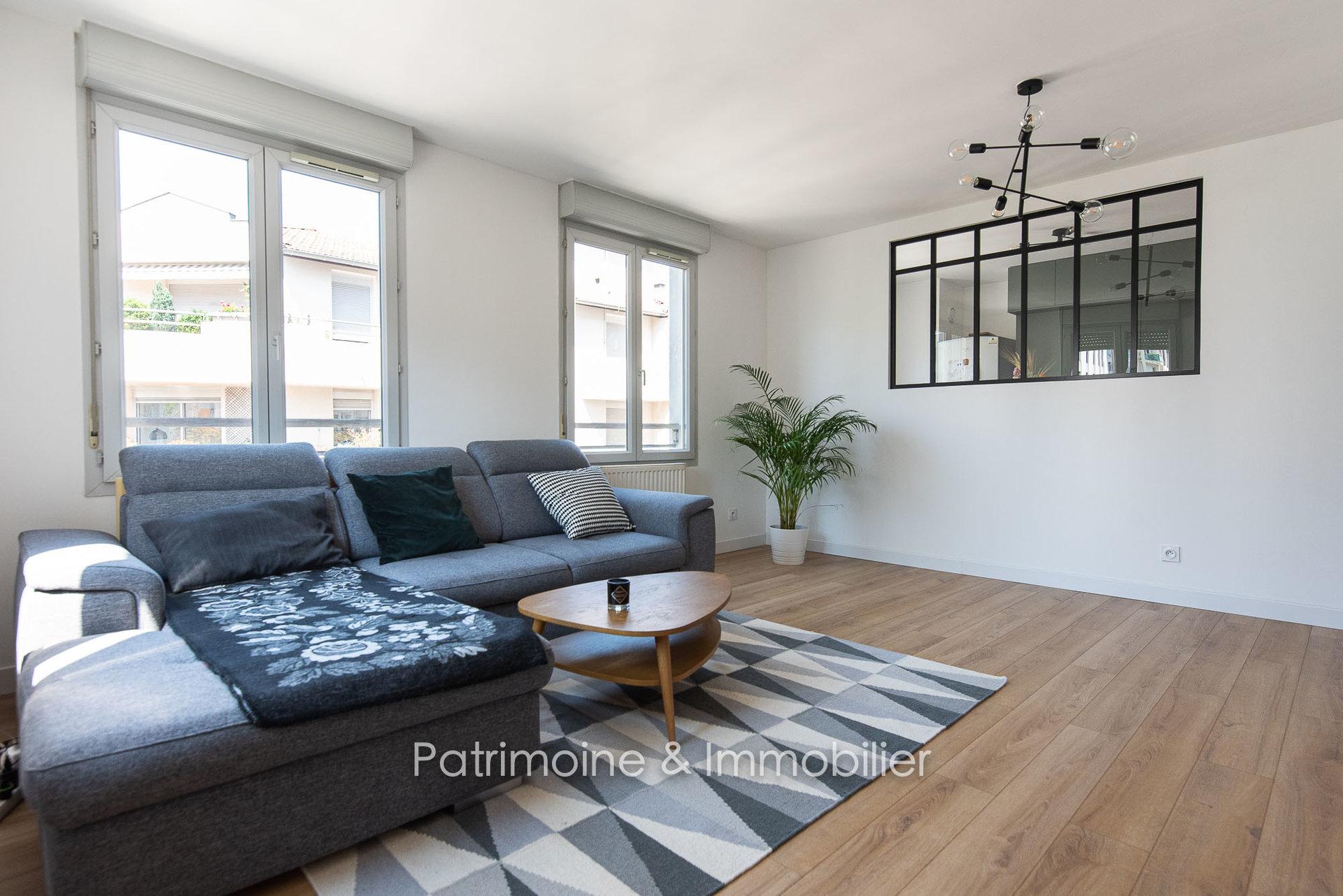LYON 3 - rue de Créqui - T3 67 m2 - 389 000€