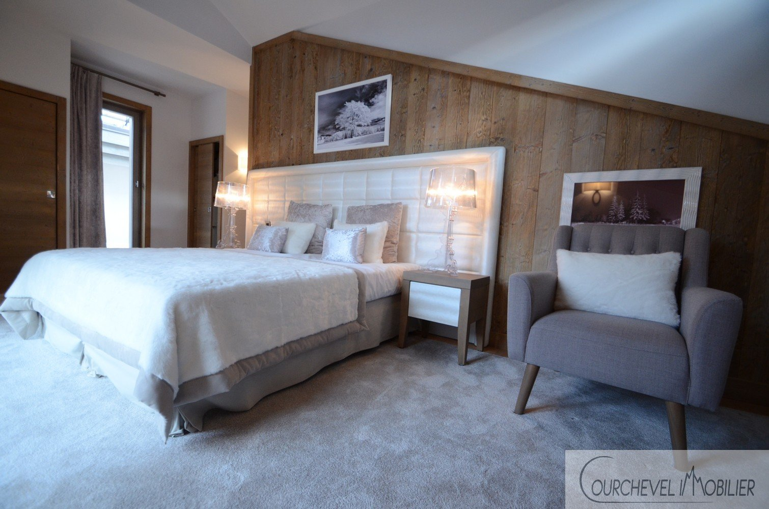 3 bedrooms duplex in Courchevel 1550