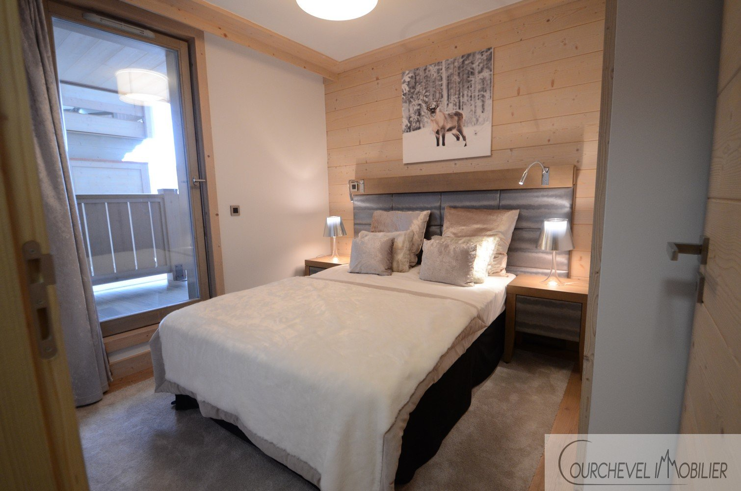 T3 Apartment in Courchevel 1550