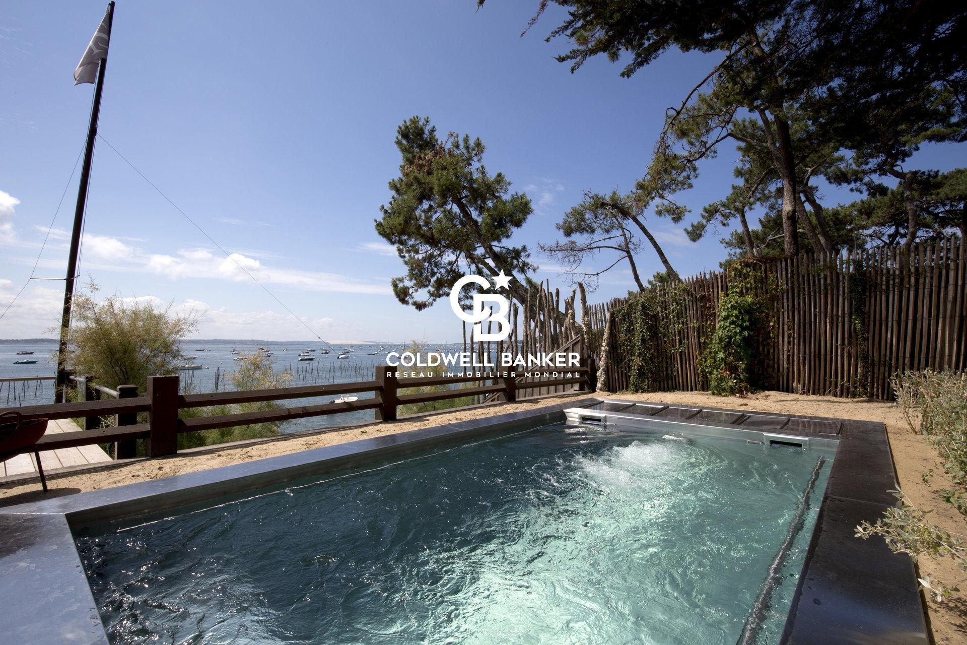 Location saisonnière Villa - Lège-Cap-Ferret Le Canon