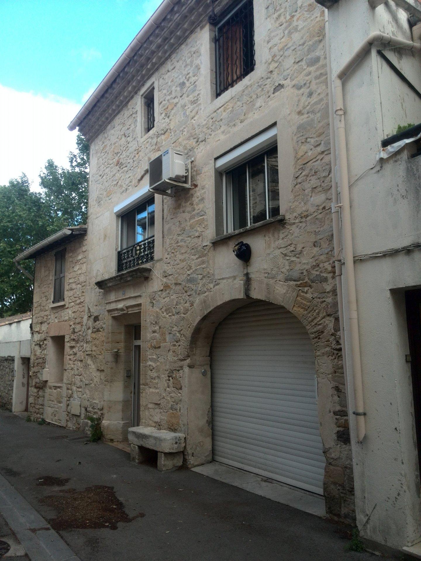 maison de village COMPS
