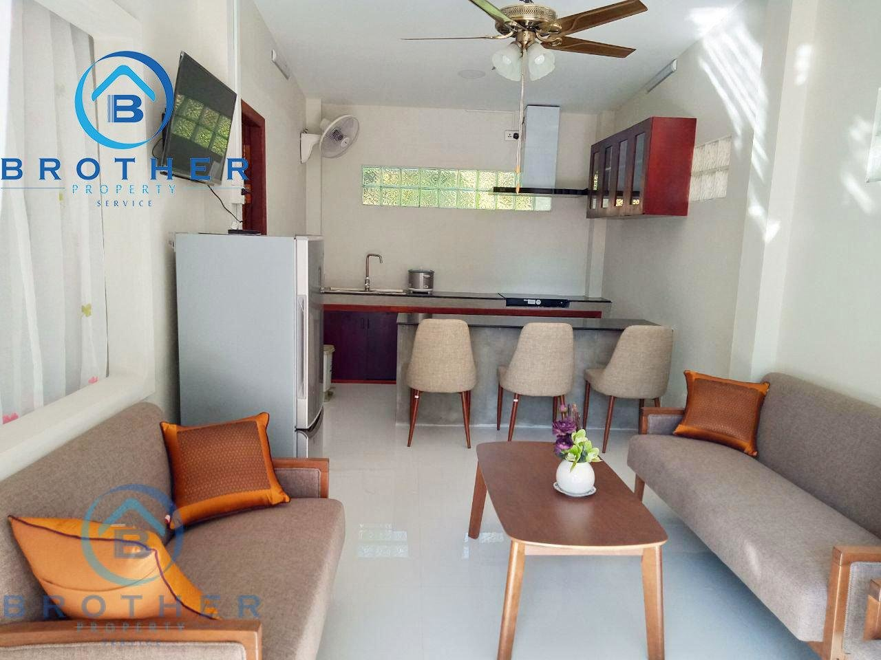One bedroom charming Apartment for rent with Pool