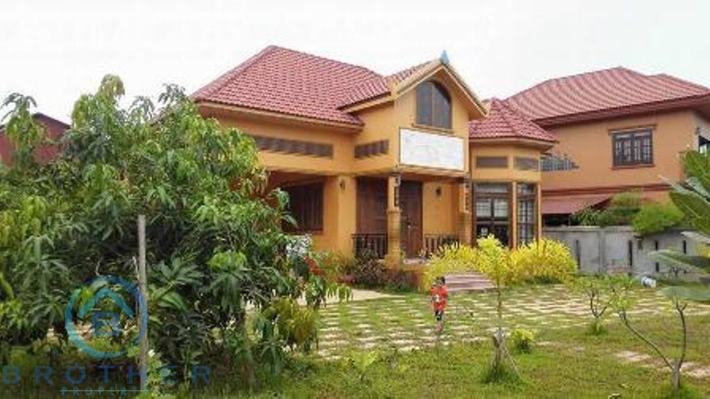 出租 别墅 Siem Reap Sala Kamraeuk