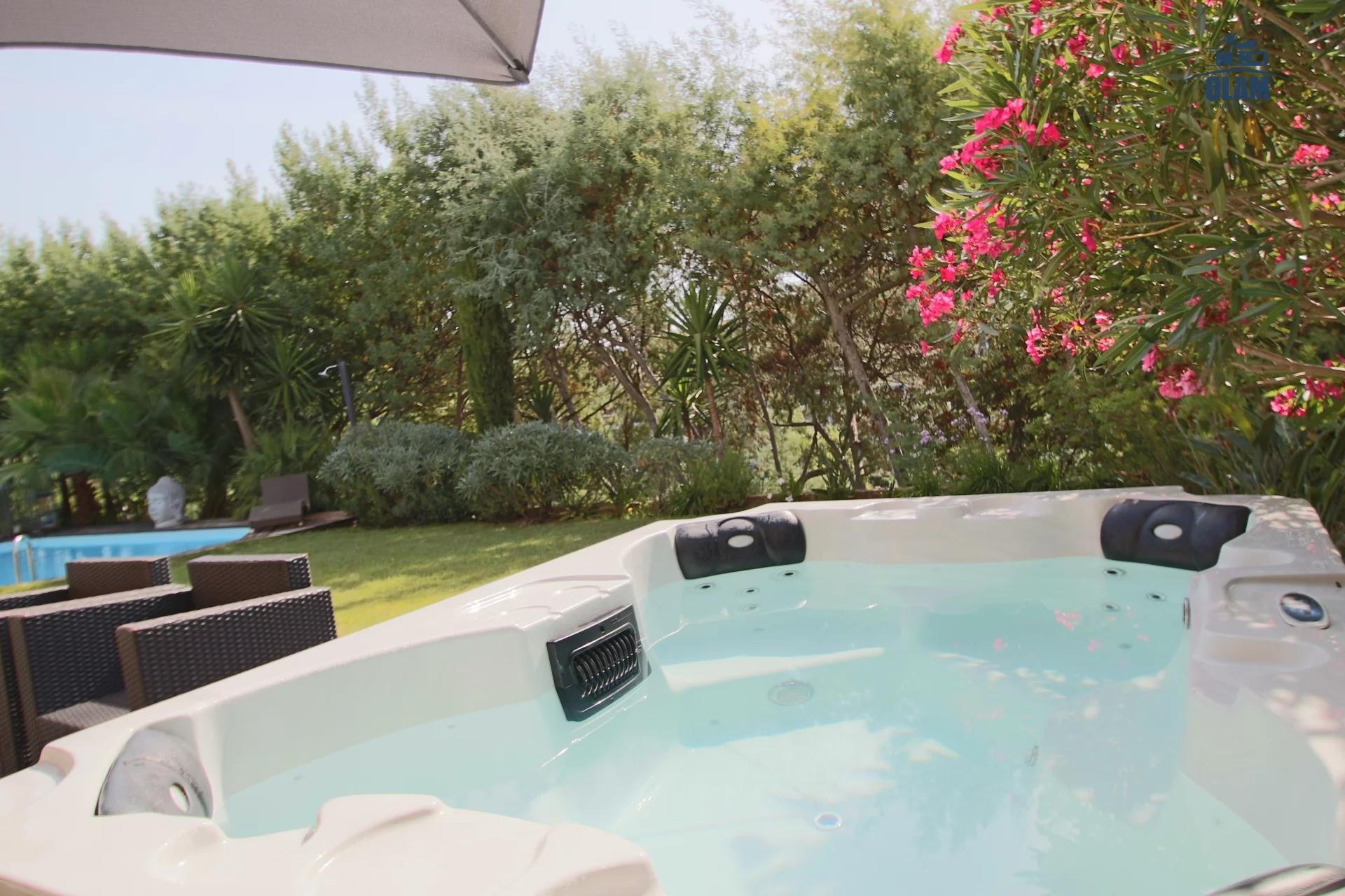 Сезонная аренда Вилла - Канны (Cannes) Croix des Gardes