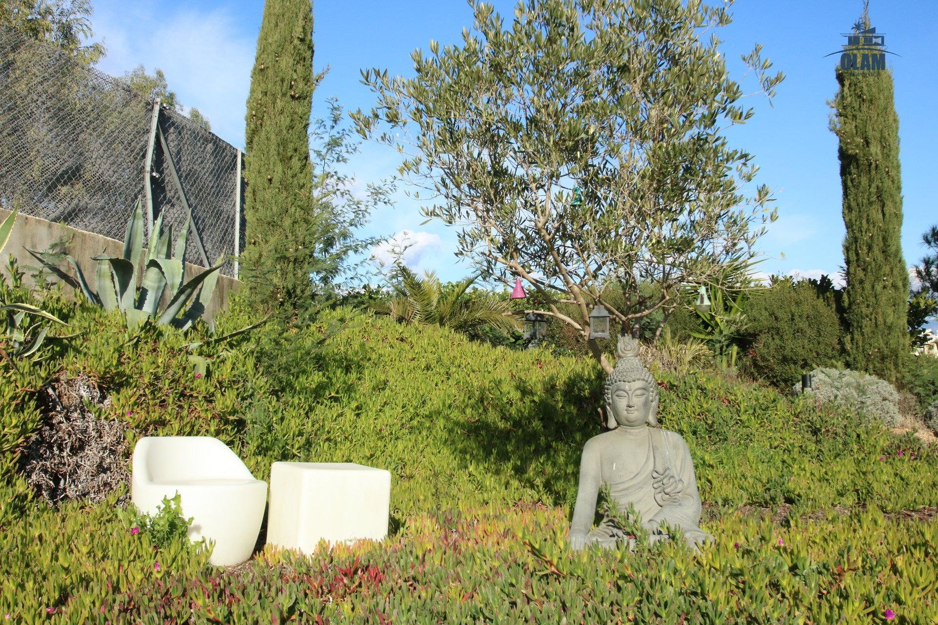 Garden, not overlooked, Cannes, villa, Croix des Gardes