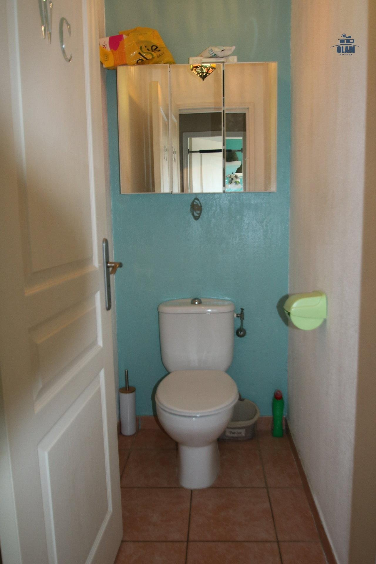 toilet, villa, Cannes, French Riviera