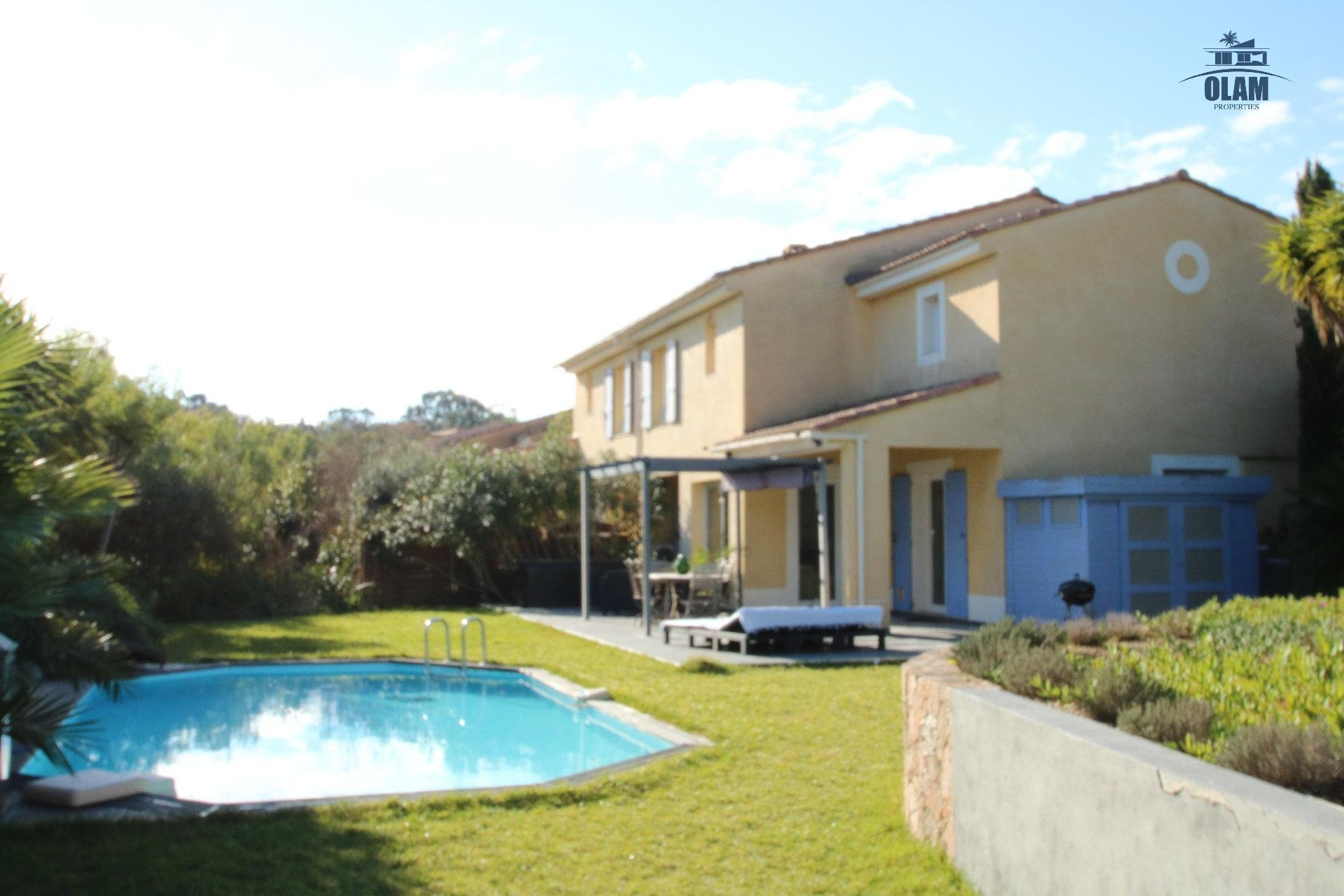 villa with swimming pool, Cannes, French Riviera