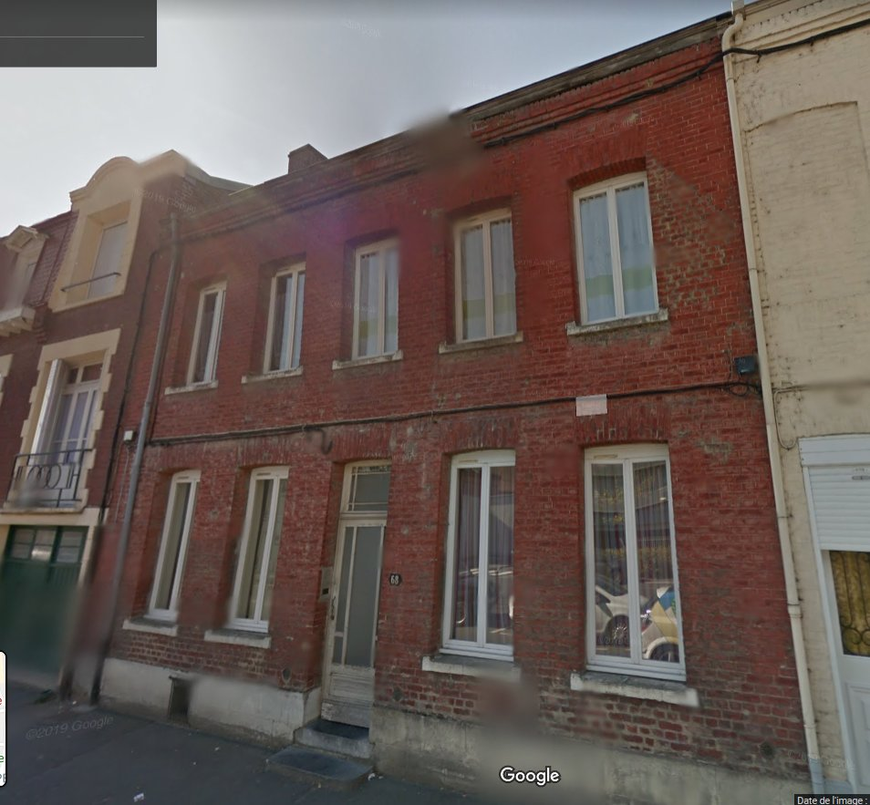 Sale Building - Le Cateau Cambresis