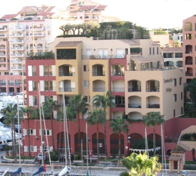 6 Rooms apartment Fontvieille