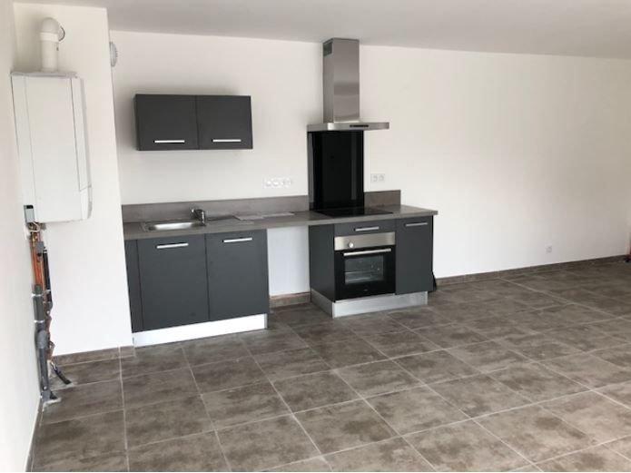 MONTROND-LES-BAINS- Appartement T2 NEUF