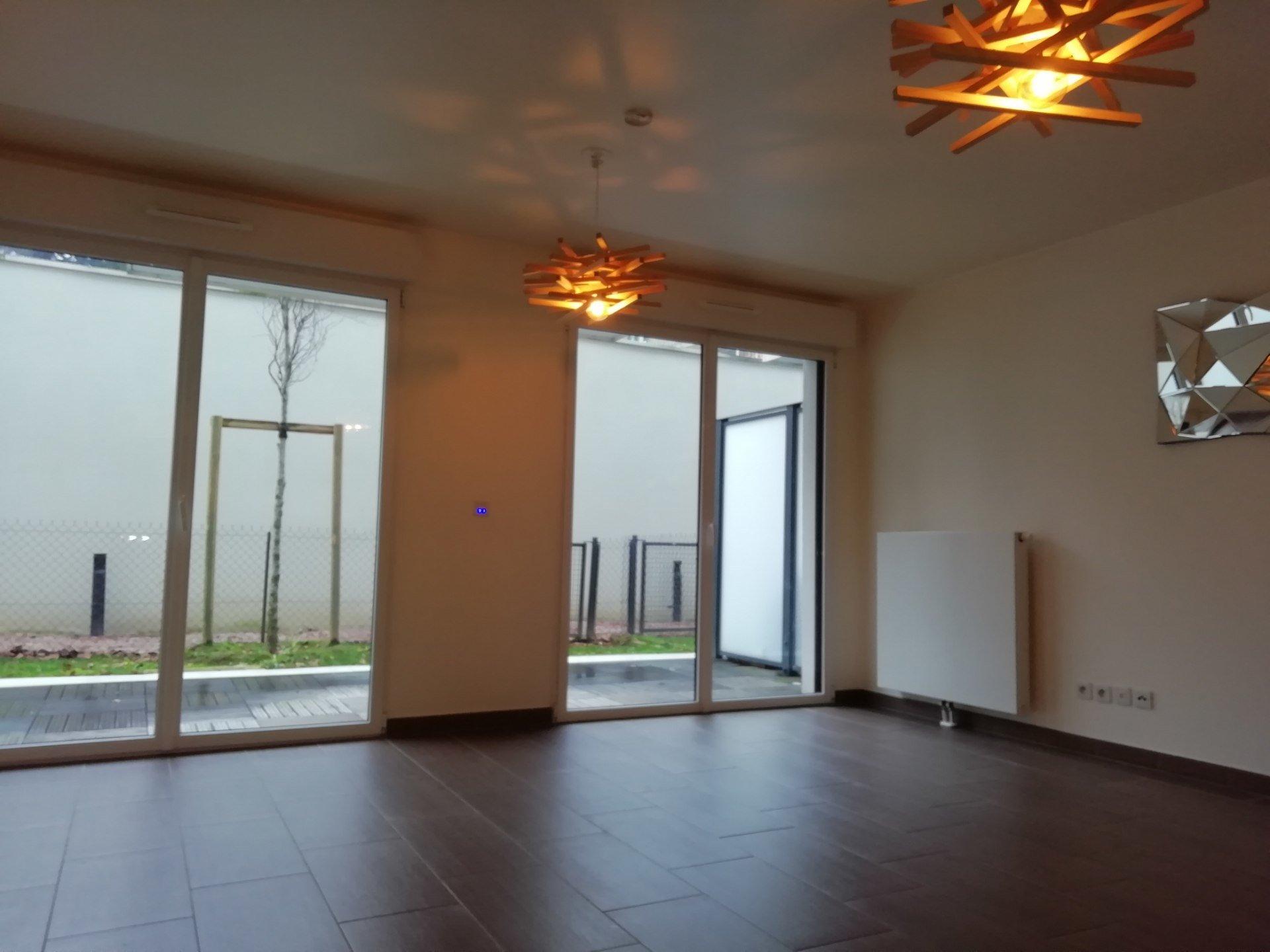 appartement T1 avec terrasse gare de ROUEN