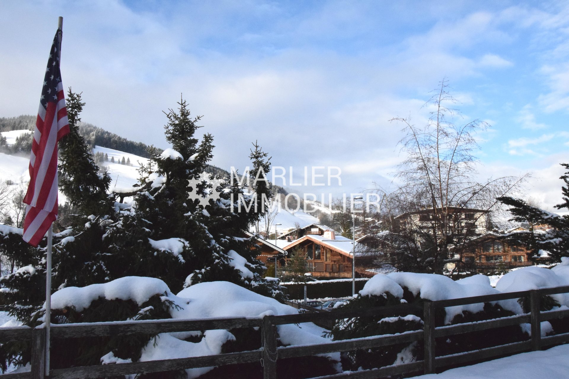 Seasonal rental Apartment - Megève Village