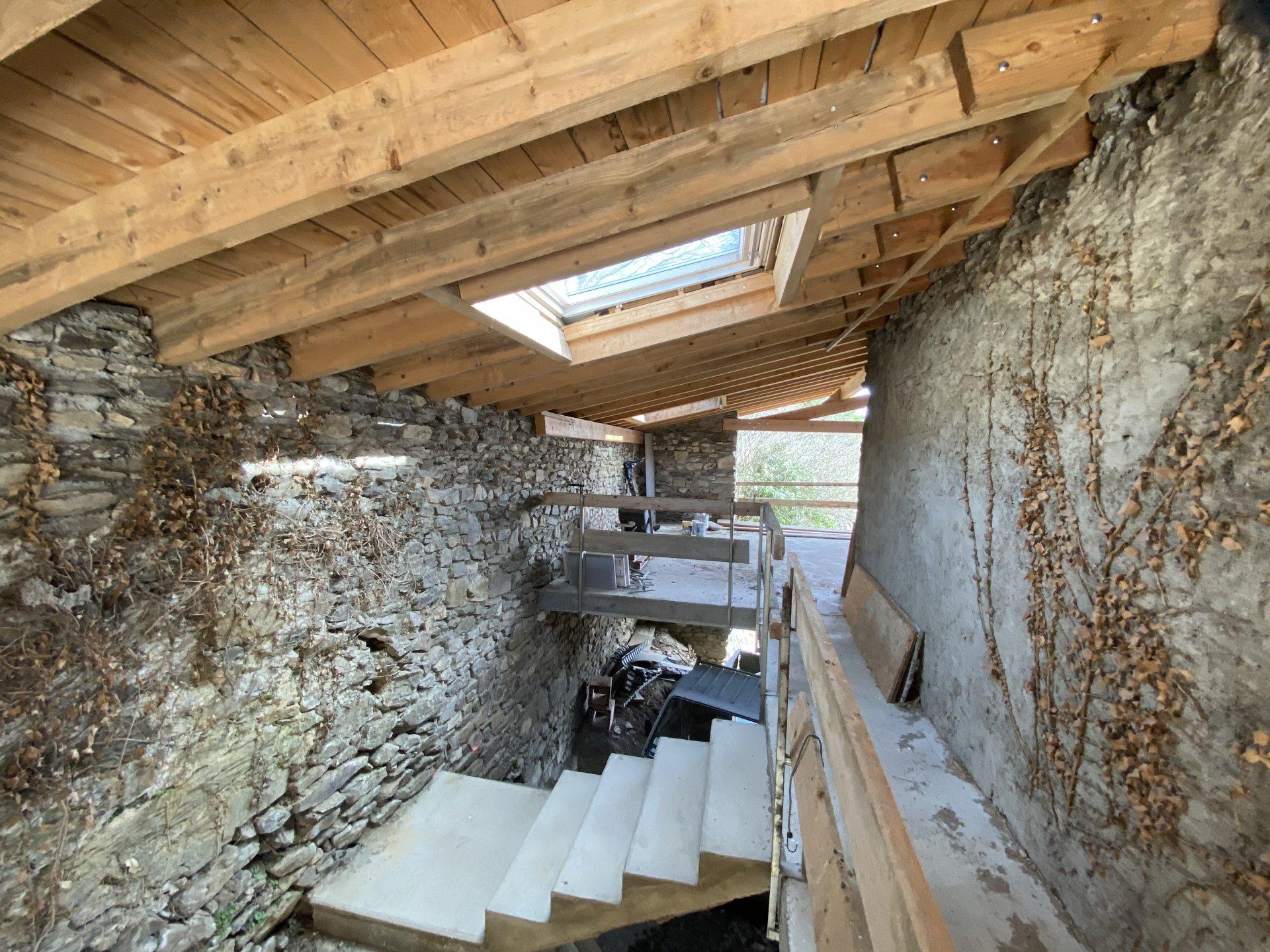 Maison en pierre idéal Gîtes