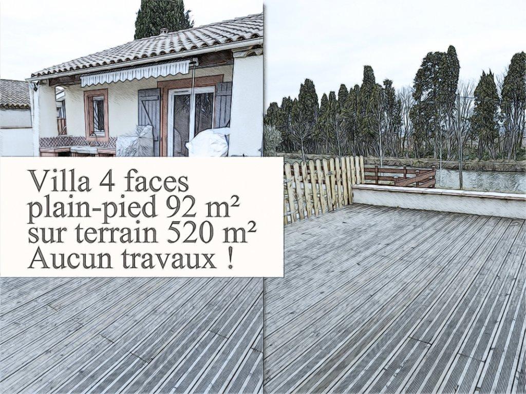 Sale Villa - Marseillette