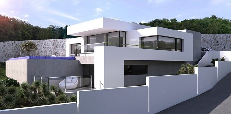New project in Moraira