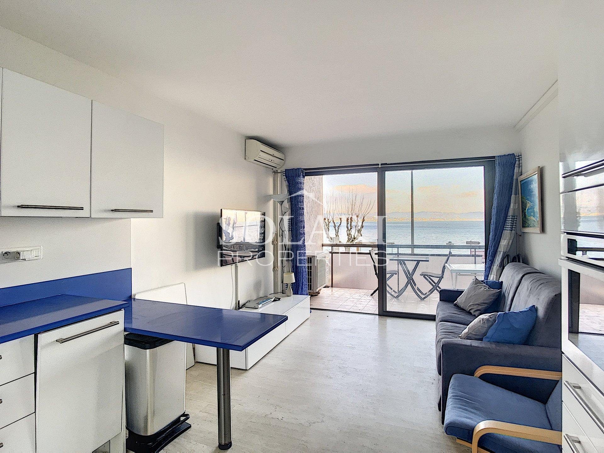 Apartment opposite Beaches in Theoule